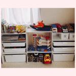 子供部屋のおもちゃ収納