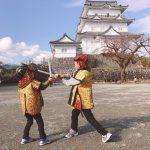 小田原城へ行ってきました♪